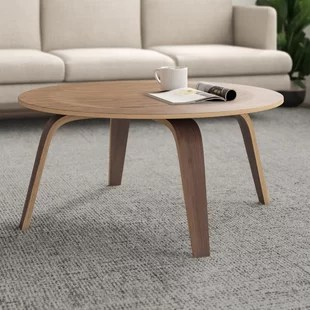 clementon coffee table with tray top