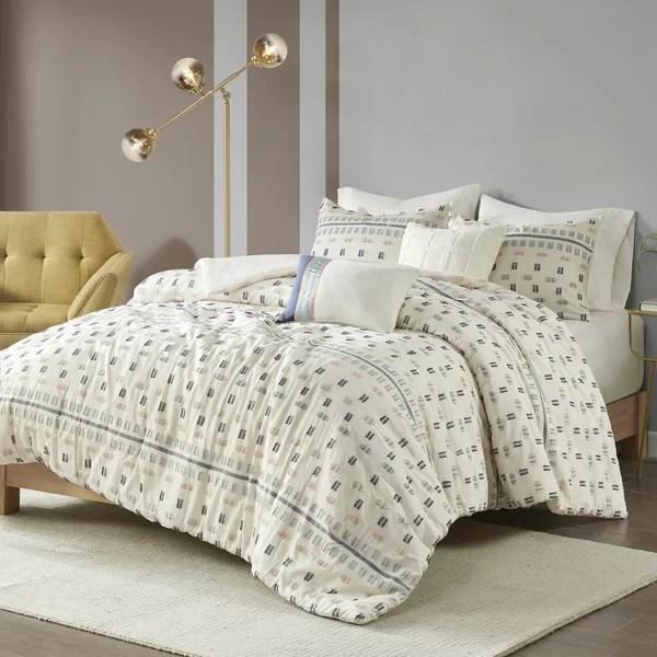 modern contemporary teen boy bedding