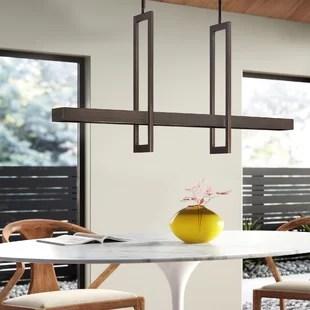 modern 3 light pendant lighting allmodern