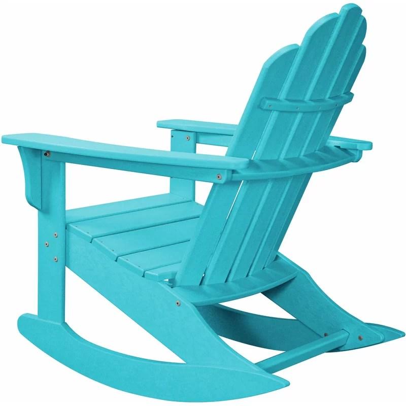Rocking Adirondack Chairs Plastic