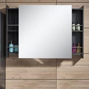 armoire a pharmacie a montage en surface de 31 5 po x 31 5 po forest