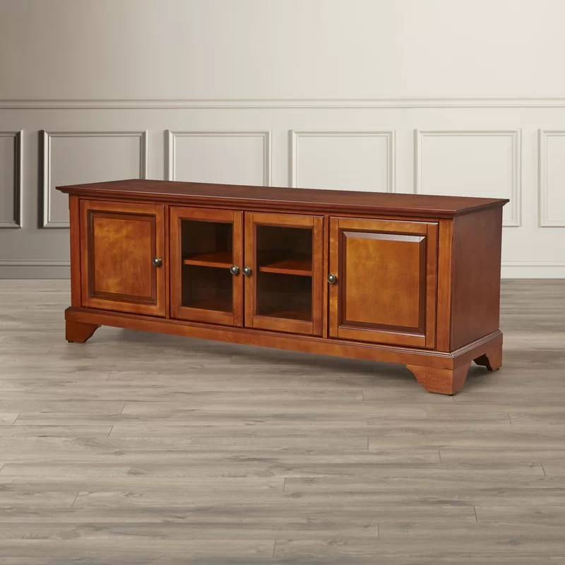 Three Posts Hedon Low Profile Tv Stand For Tvs Up To 60 Reviews Wayfair