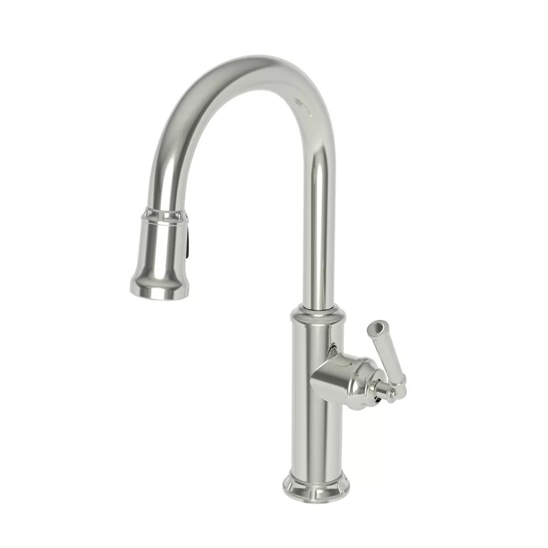 gavin pull down touch single handle kitchen faucet