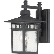 Valeri 1-Light Outdoor Wall Lantern
