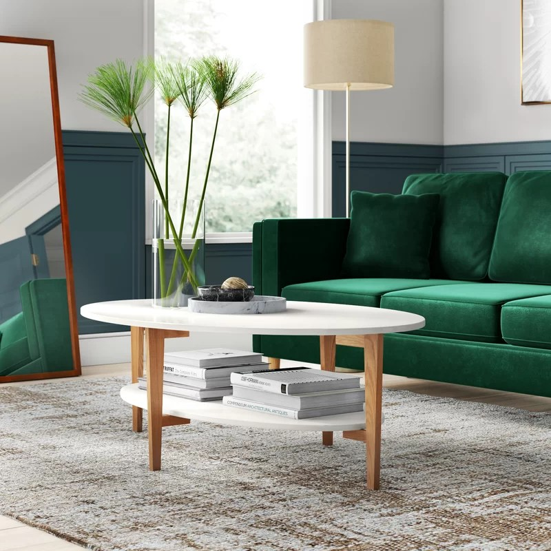 Basil Coffee Table with Storage