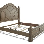 Trisha Yearwood Home Collection Low Profile Four Poster Bed Wayfair