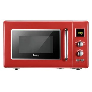 copper red microwaves you ll love in