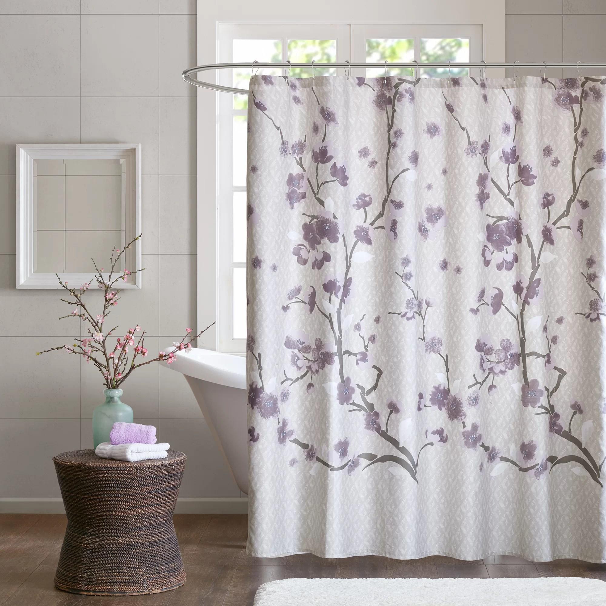 Buchanan Cotton Single Shower Curtain