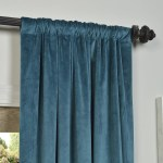 Velvet Curtains Drapes Free Shipping Over 35 Wayfair