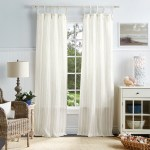 Gray And Silver Sheer Curtains Drapes You Ll Love In 2021 Wayfair