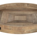 Round Wood Decorative Trays You Ll Love In 2021 Wayfair