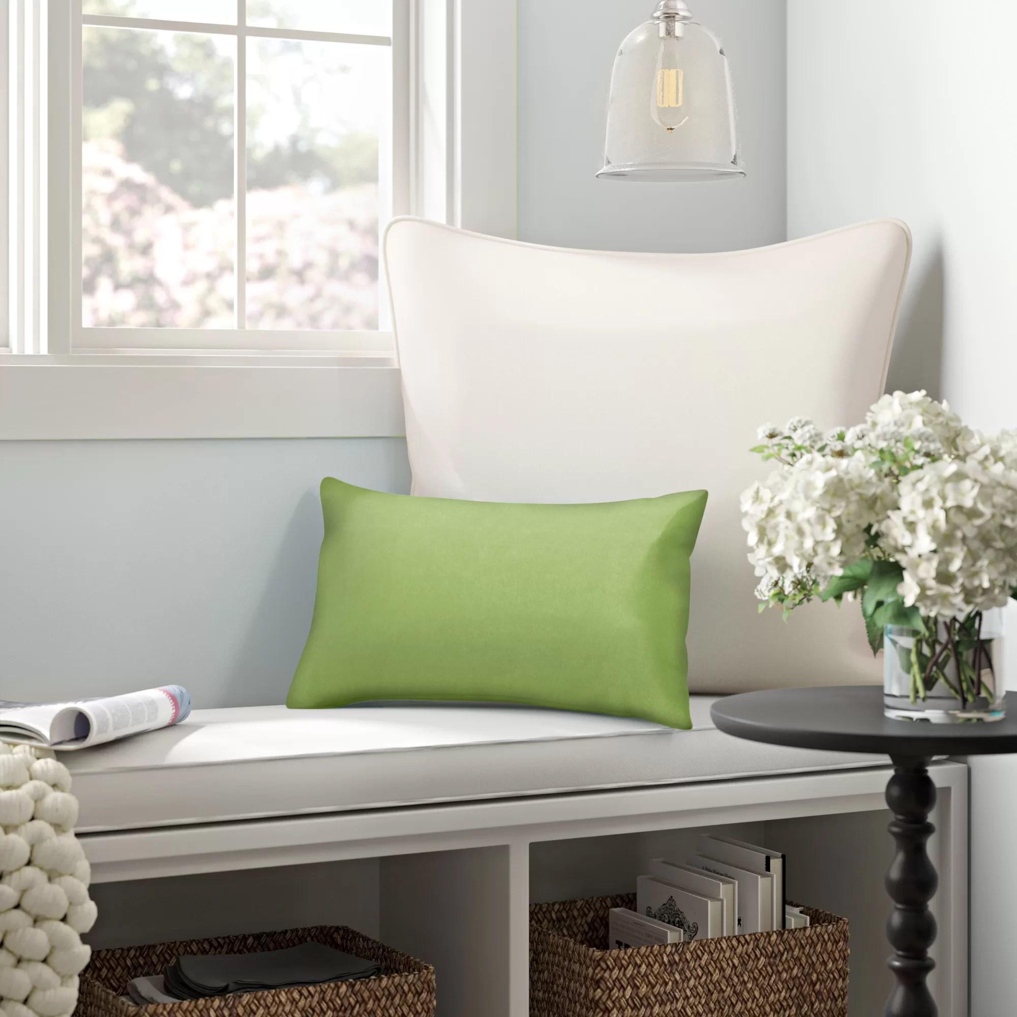 frierson indoor outdoor lumbar pillow cover insert