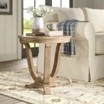 Triston Pedestal End Table Reviews