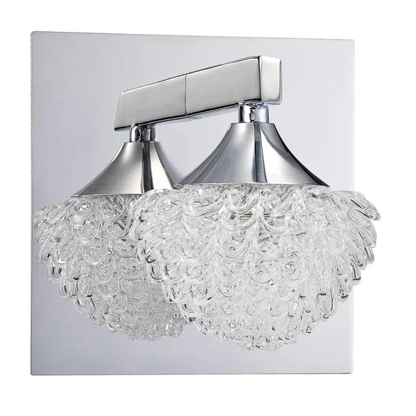Kendal Lighting Icicle 1-Light Bath Sconce   Wayfair on Wayfair Bathroom Sconces id=67303