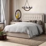 Birch Lane Sedgwick Queen Upholstered Storage Platform Bed Reviews Wayfair Ca