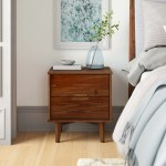 Modern Small Low Under 23 In Nightstands Allmodern