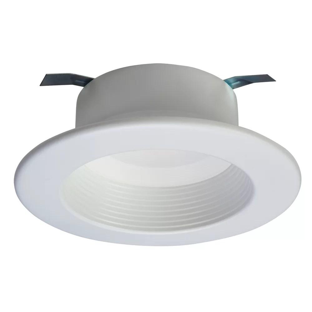 halo home 5 12 remodel led retrofit recessed lighting kit