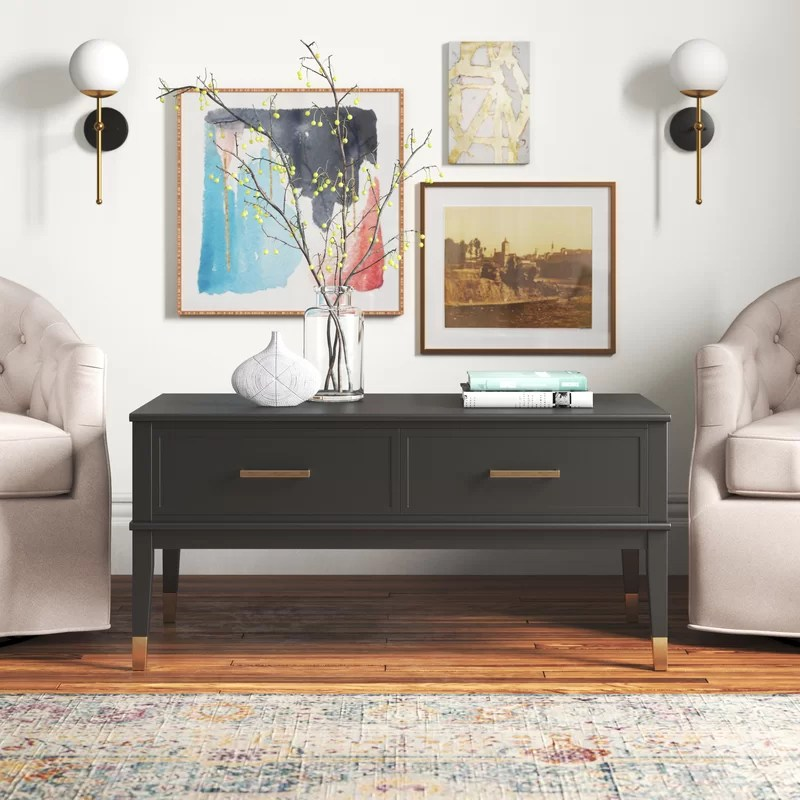 westerleigh lift top coffee table
