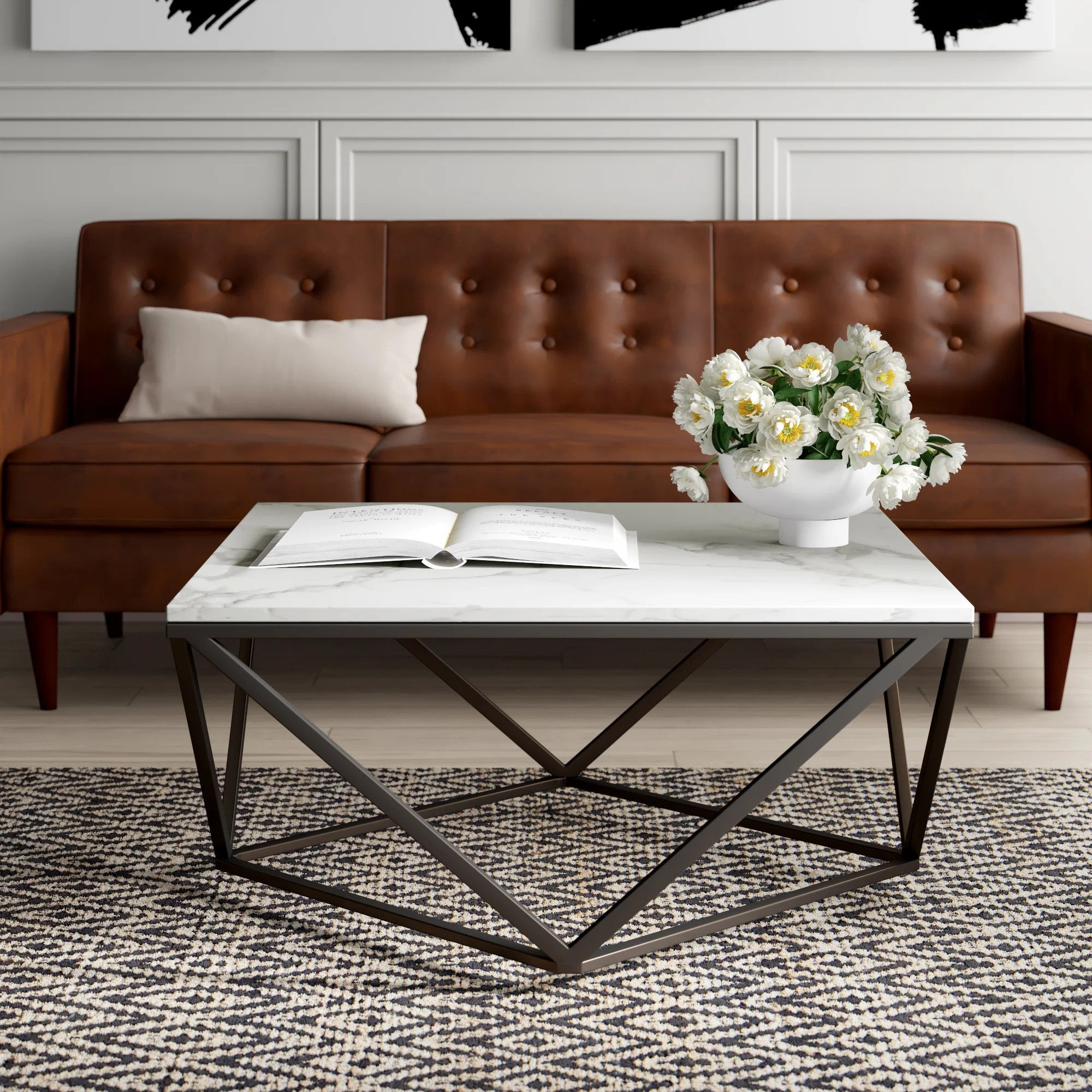stone coffee tables free shipping
