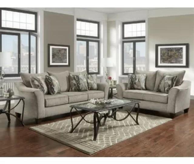 Hartsock 2 Piece Living Room Set