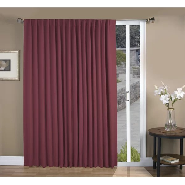 Darby Home Co Beretta Double-wide Solid Blackout Thermal ... on Beretta Outdoor Living id=46768