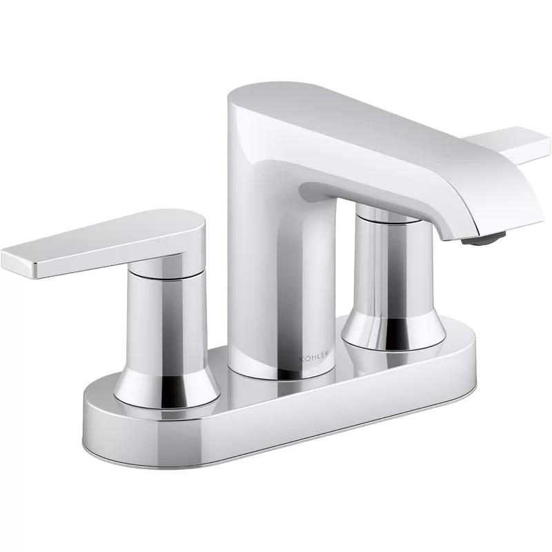 hint centerset bathroom sink faucet