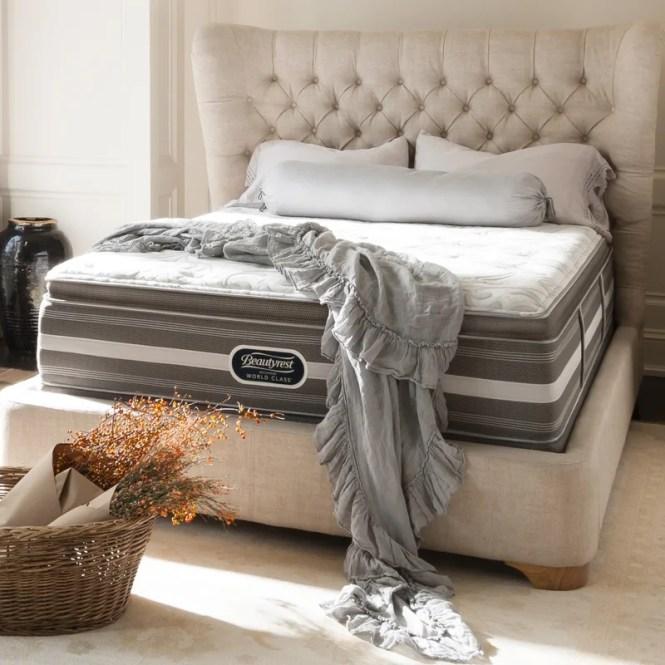 Beautyrest Recharge 13 Firm Aircool Memory Foam Mattress