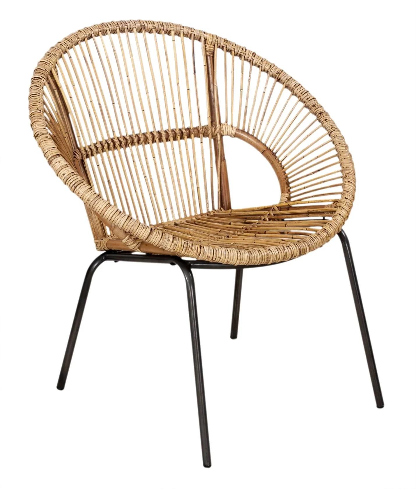ashley papasan chair