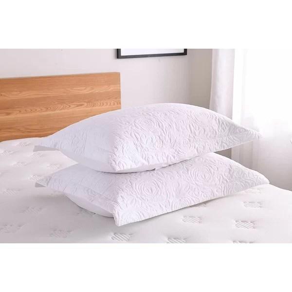 decorative bed pillow shams