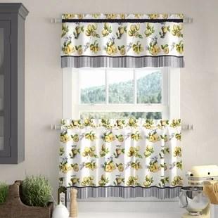 kitchen curtains valances free