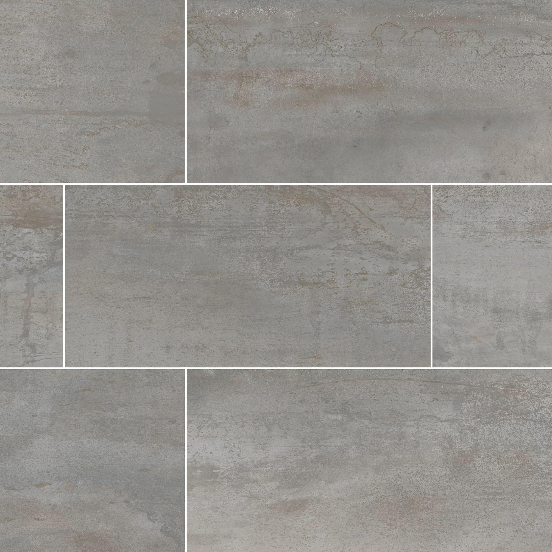oxide 12 x 24 porcelain wood look wall floor tile
