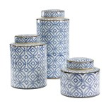 Wildwood Thelma 3 Piece Kitchen Canister Set