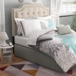 Winston Porter Olivet Floral 7 Piece Comforter Bed In A Bag Reviews Wayfair