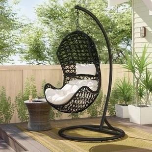 tezcan hanging egg chair hammock