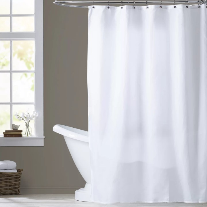 How To Remove Mildew From Nylon Shower Curtain ...