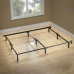 Alwyn Home Adjustable Size Bed Frame Reviews Wayfair