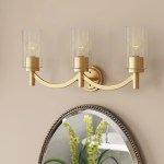 Gold Bathroom Vanity Lighting You Ll Love In 2020 Wayfair