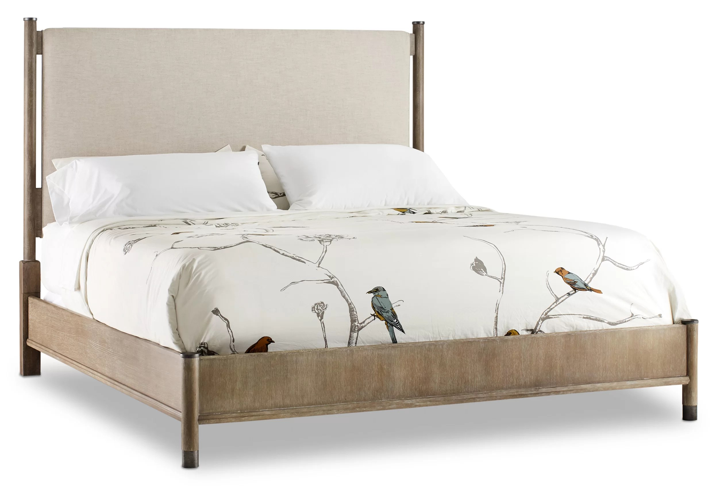affinity california king standard bed