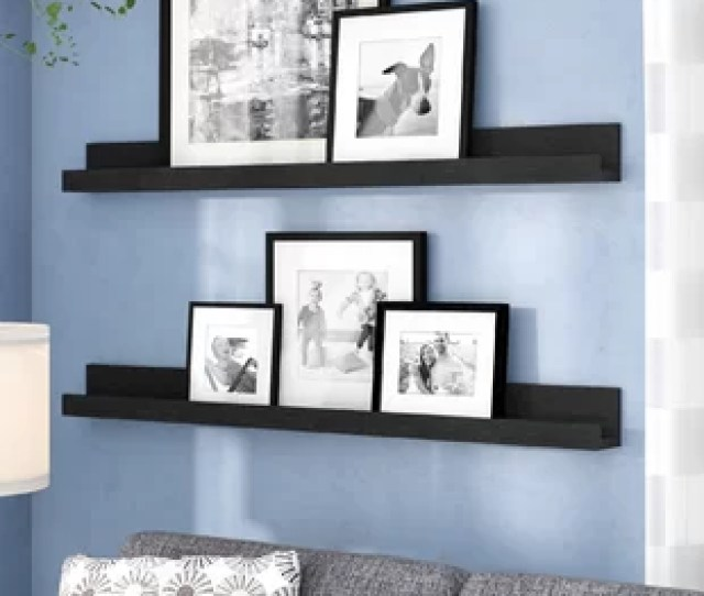Floating Picture Ledge Wayfair