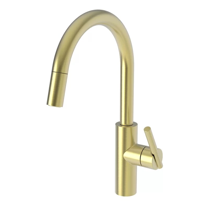 east linear pull down touch single handle kitchen faucet