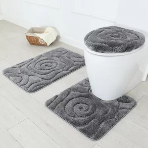 bath rug sets you'll love   wayfair
