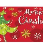 Custom Decor Whimsy Christmas Tree Mailbox Cover