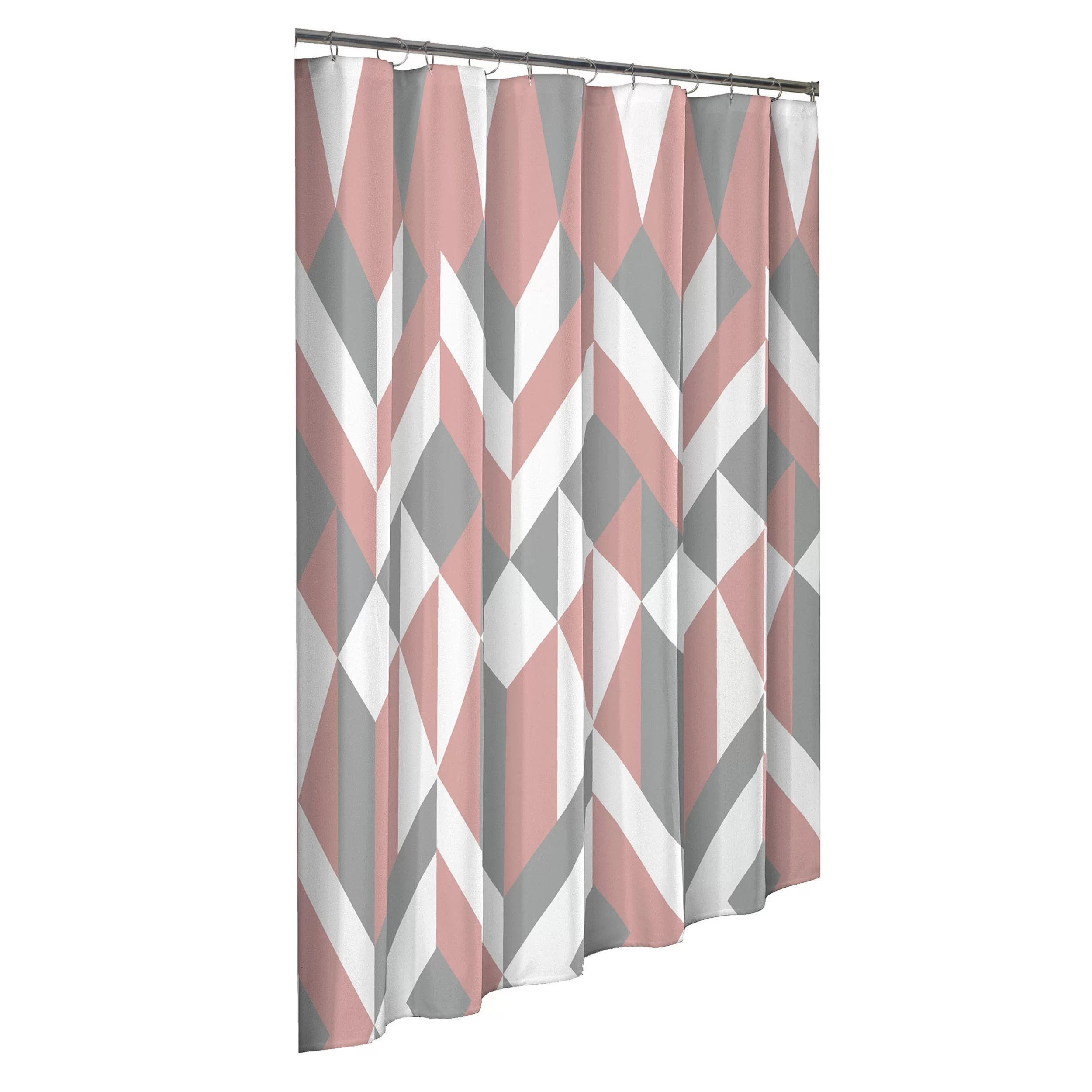 Hollington Cotton Single Shower Curtain