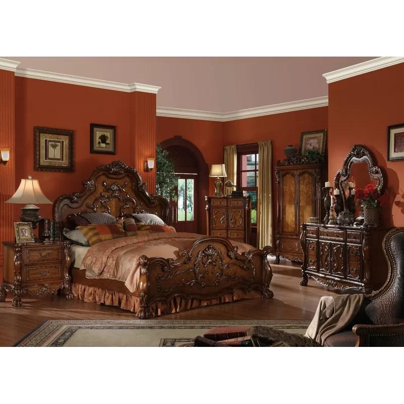 posidon panel configurable bedroom set