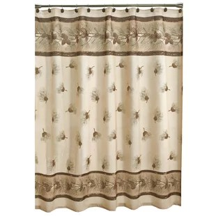 lometa single shower curtain