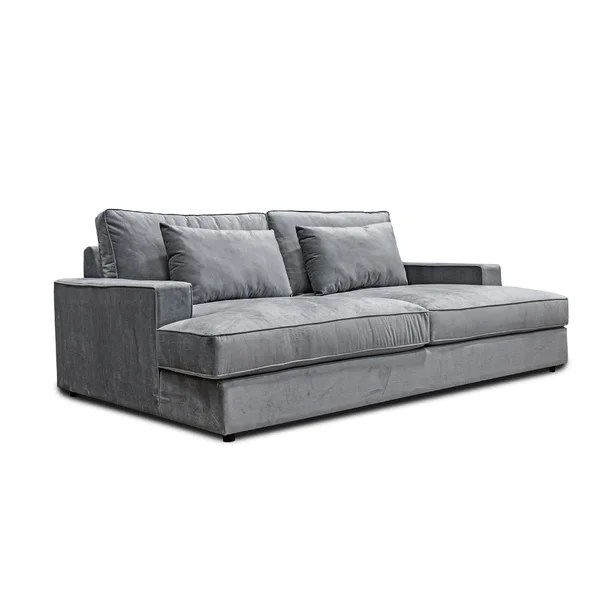 oversized deep couch