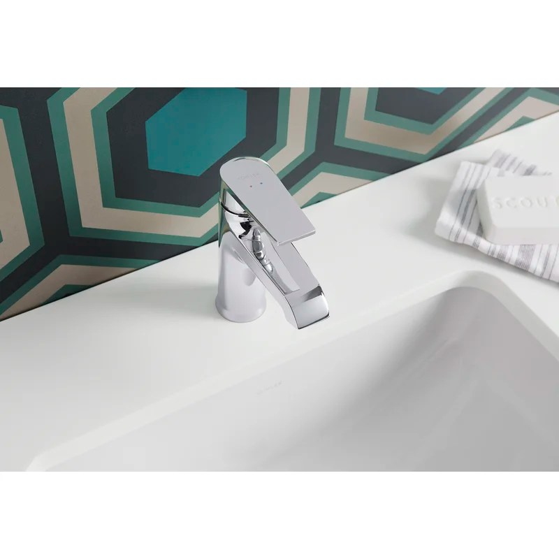hint single handle bathroom sink faucet