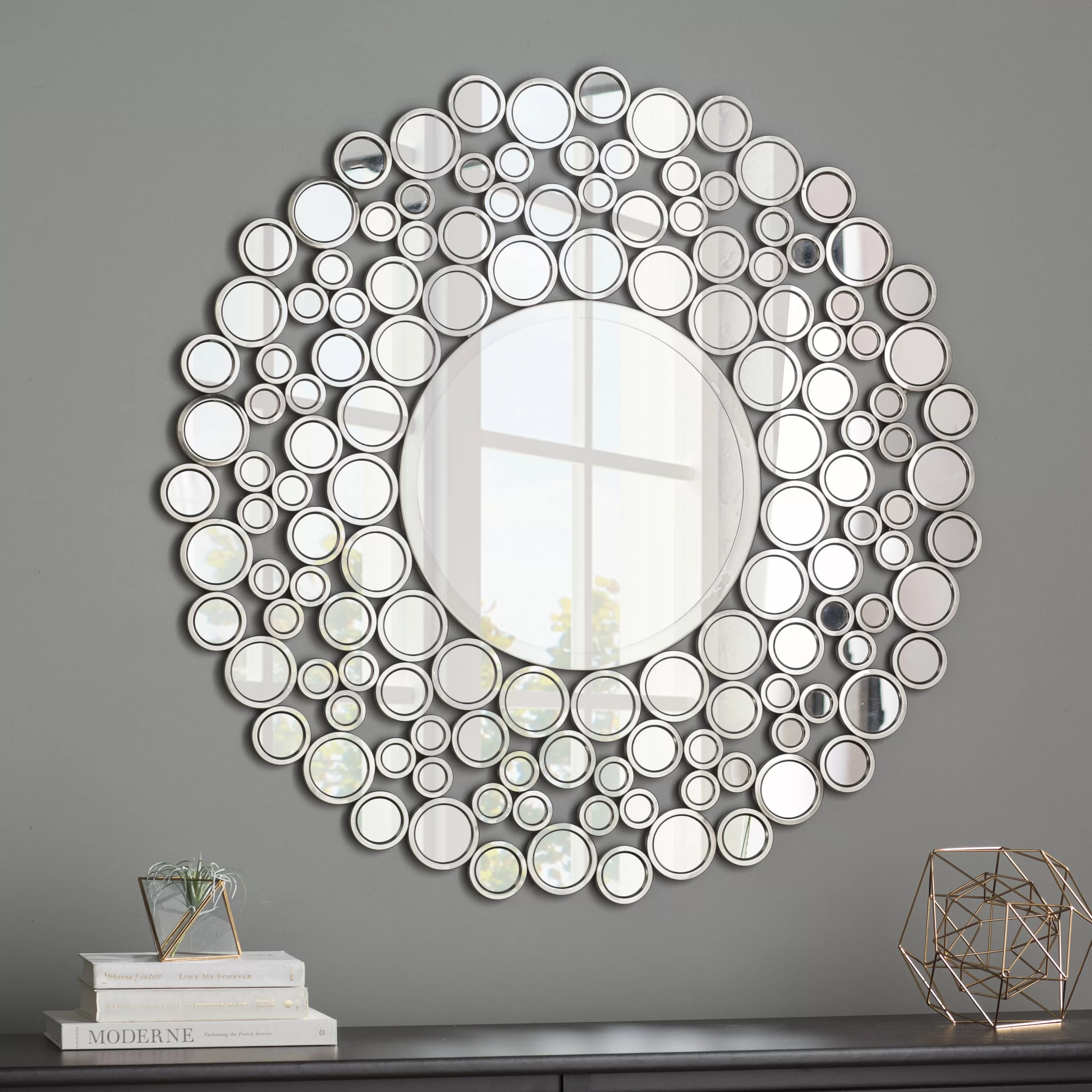 Round Wall Mirrors You Ll Love In 2020 Wayfair