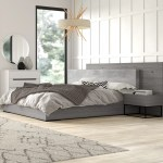 King Modern Contemporary Bedroom Sets You Ll Love In 2020 Wayfair