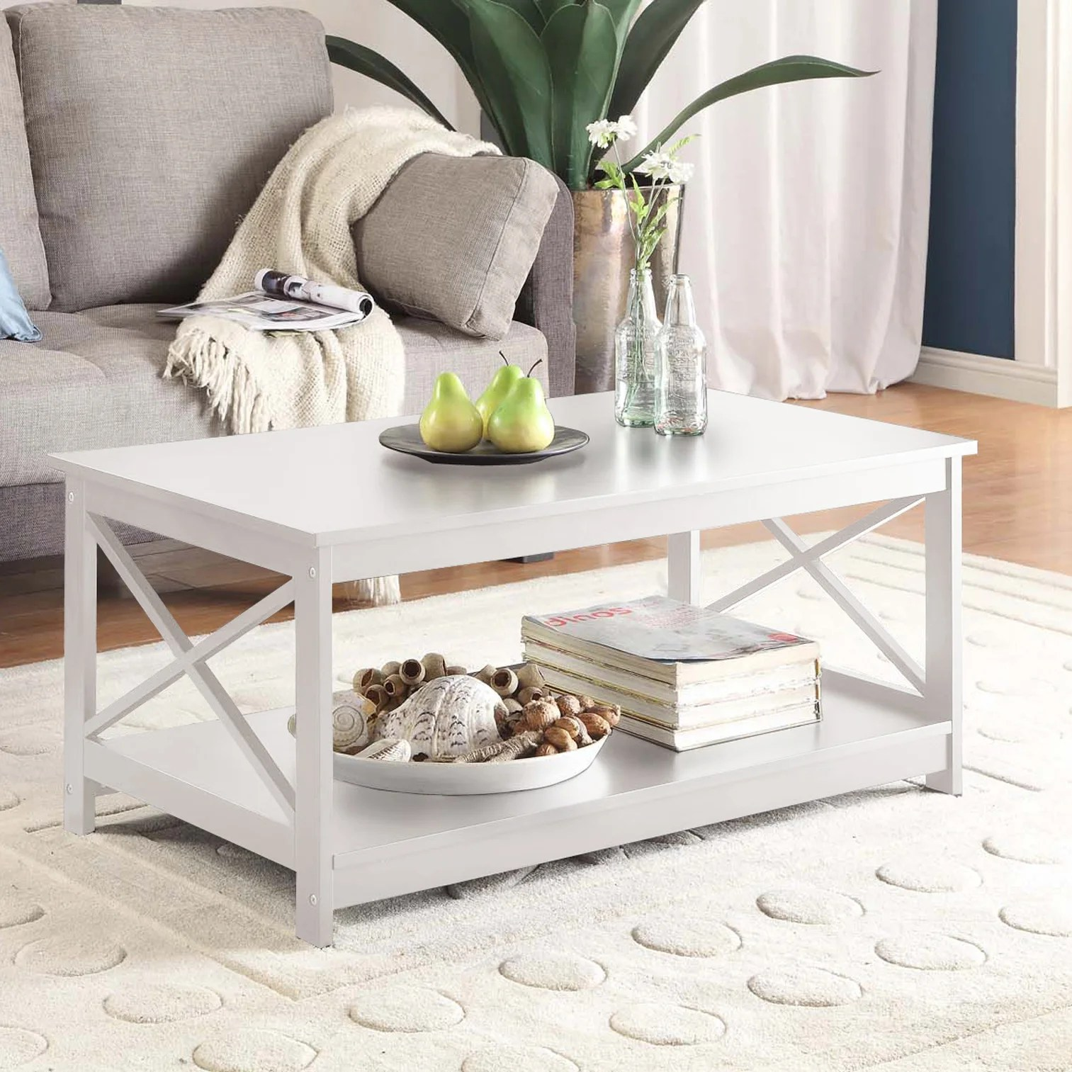 white coffee table sets you ll love in
